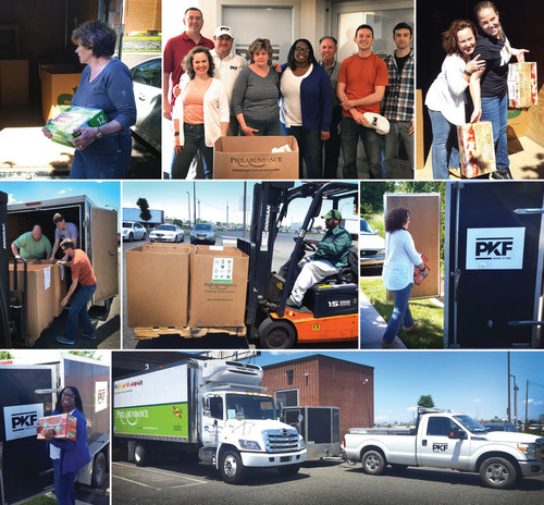 PKF Employees Step Up to Help Those in Need